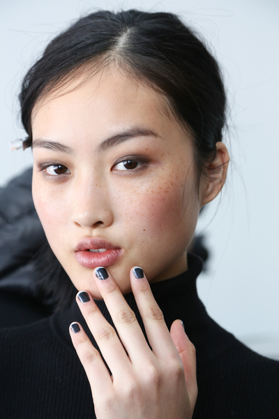 JINsoon at Tess Giberson Fall/Winter 2014