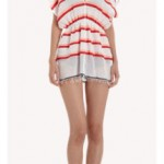 Lem Lem Striped V-neck Tunic