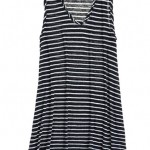 Enza Striped Linen Tunic
